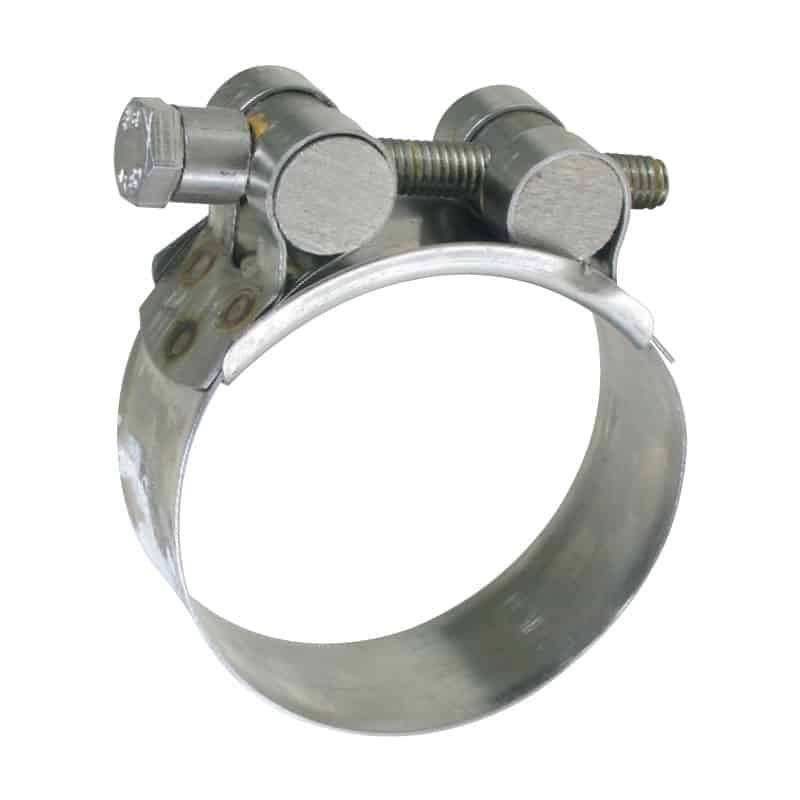 Hose Clamp T-Bolt S/S 48-51mm