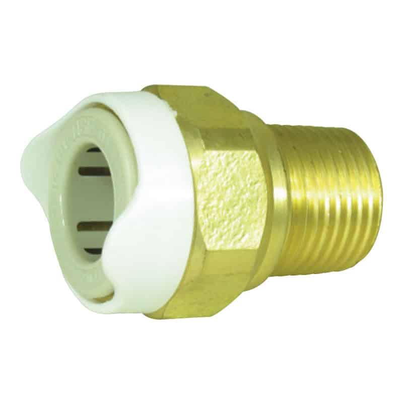 Adaptor Brass 1/2 Bsp-Sys 15 Wx1513B