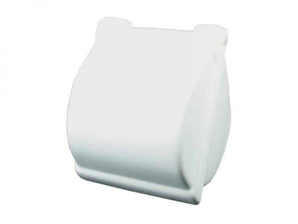 Toilet Roll Holder Covered