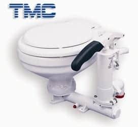 TMC Toilet Manual Lever Action
