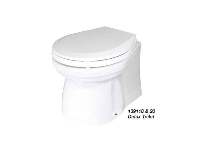 TMC Toilet Deluxe Bowl 12V