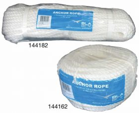 Rope Silver Anchor Hank 6mmx30M