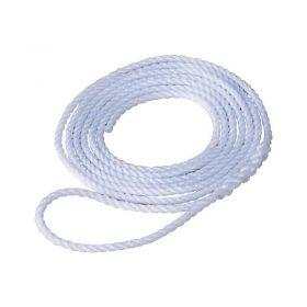 Rope Lanyard Silver 10mmx10M