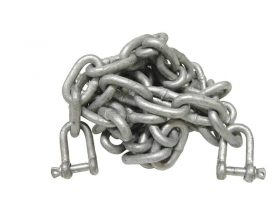 Chain Anchor 6mmx3M Incl Shackles