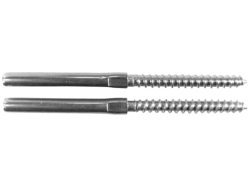 Swage Lag Screw R/H G316 S/S 3.0mm Wire