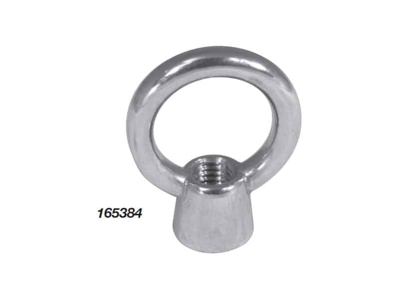 Eye Nut Cast G316 S/S M6
