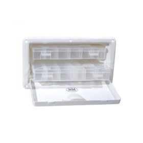 Storage Box 2 Drawer 345X192mm