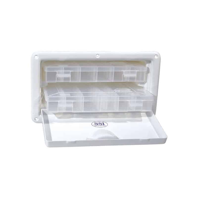 Storage Box 3 Drawer 340X246mm