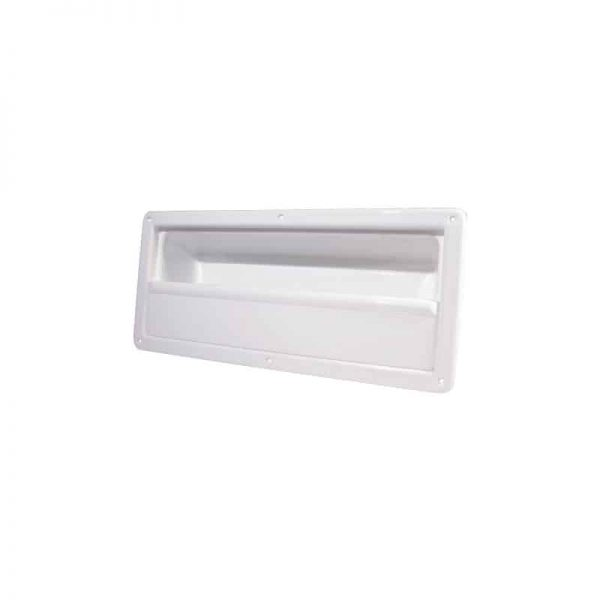 Side Pocket Open Plastic 546X249mm