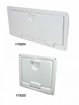Side Pocket With Door 224X180mm