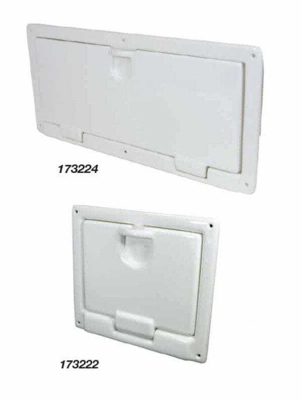 Side Pocket With Door 224X180mm