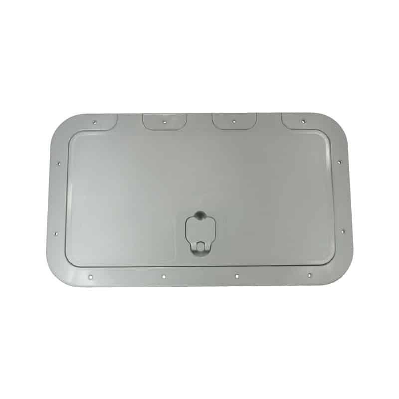 Hatch Access Luran Recessed Grey 348X596
