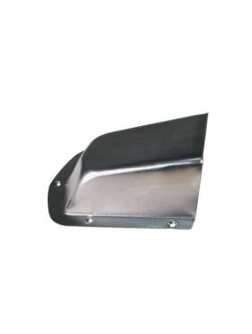 Vent Clam Compact S/S 145X114mm