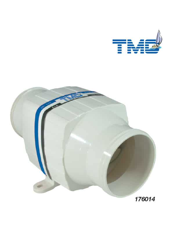 Blower Bilge In Line 12V 75mm Hose