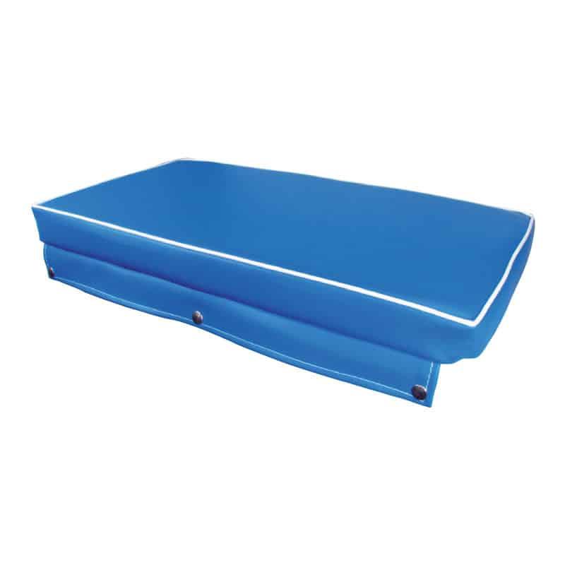 Cushion Tinnie Blue 1500X400X50