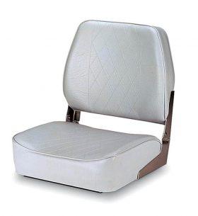 Seat Economy Fold Down Grey