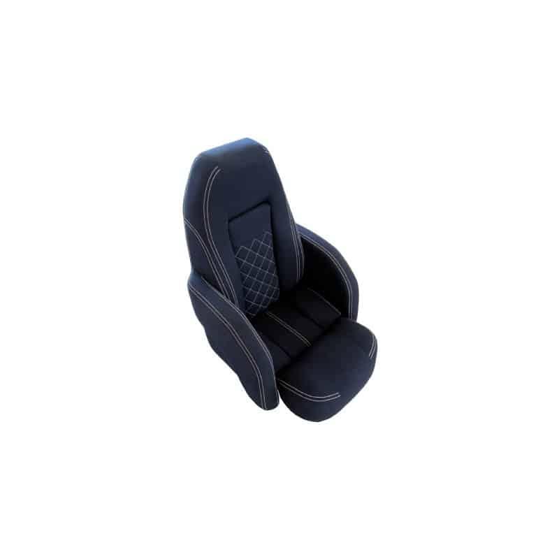 Seat Deluxe Pilot Royal Blue Markilux