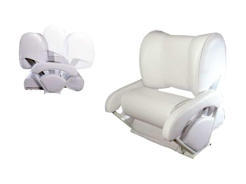 Seat Flip Up White