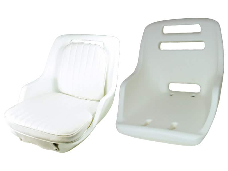 Seat Admiral Shell Only
