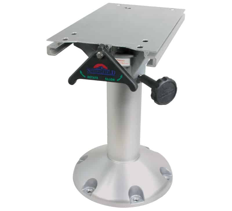 Pedestal Universal With Slide 315mm