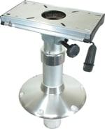Pedestal Table Adjust W/Slide 356-675mm