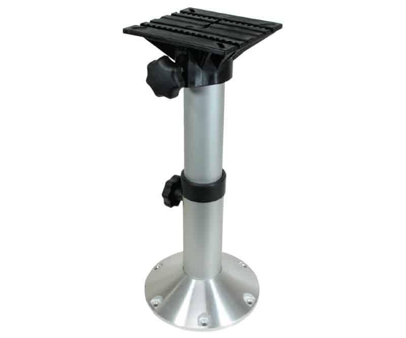 Pedestal Table Coastline Adj 340-680mm