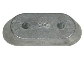 Anode Evin/John Oval With Holes 327606