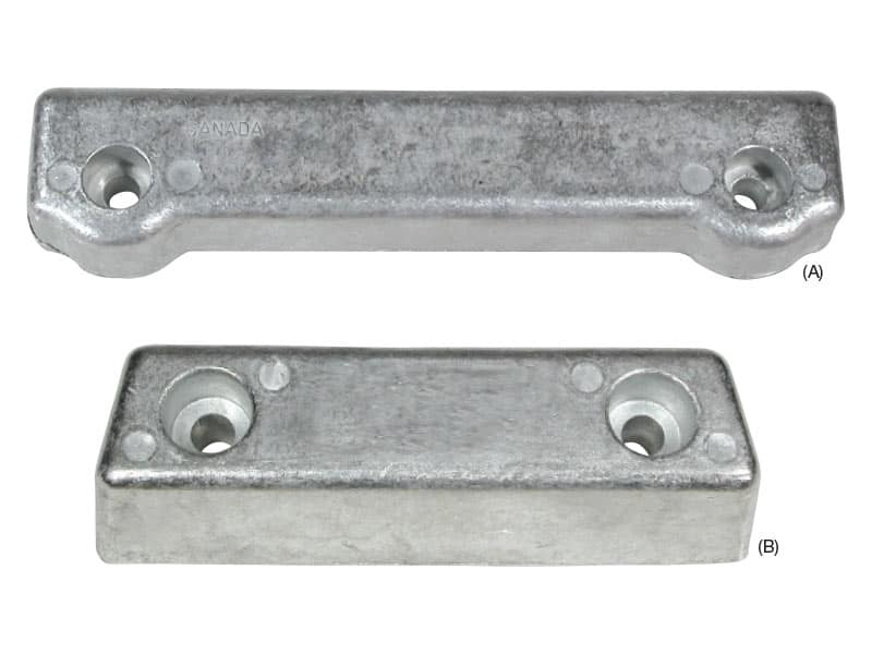 Anode Volvo Bar 200-280 Drive 832598