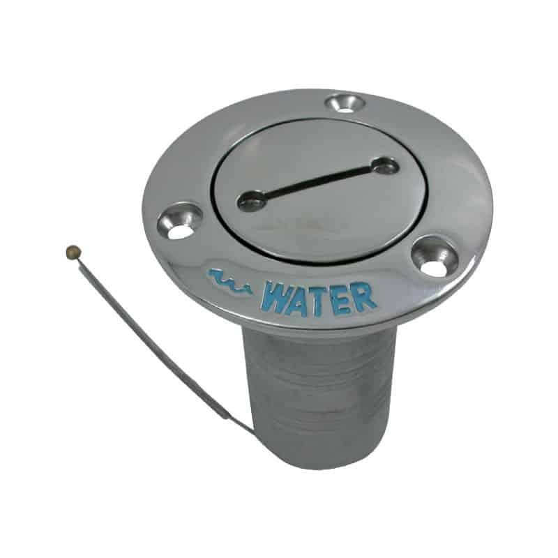 Deck Filler G316 S/S 38mm Hose Water
