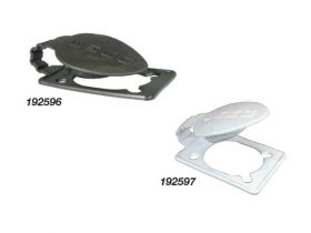 Cap & Base Gasket Black  192578/82