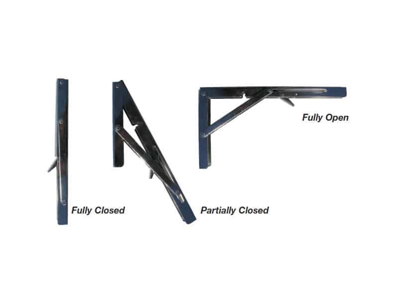 Bracket Table Arm Folding Ss