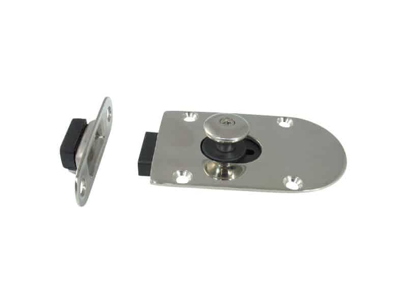 Catch Door Magnetic Slide Cast G316 S/S