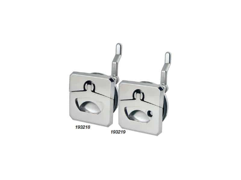 Latch Lift Ring Cast G316 S/S 65mm Squre