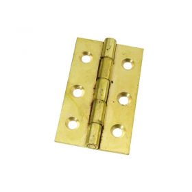 Hinge Butt Brass 51X27mm Pr