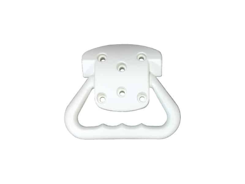 Handle Esky White Nylon 129X112mm