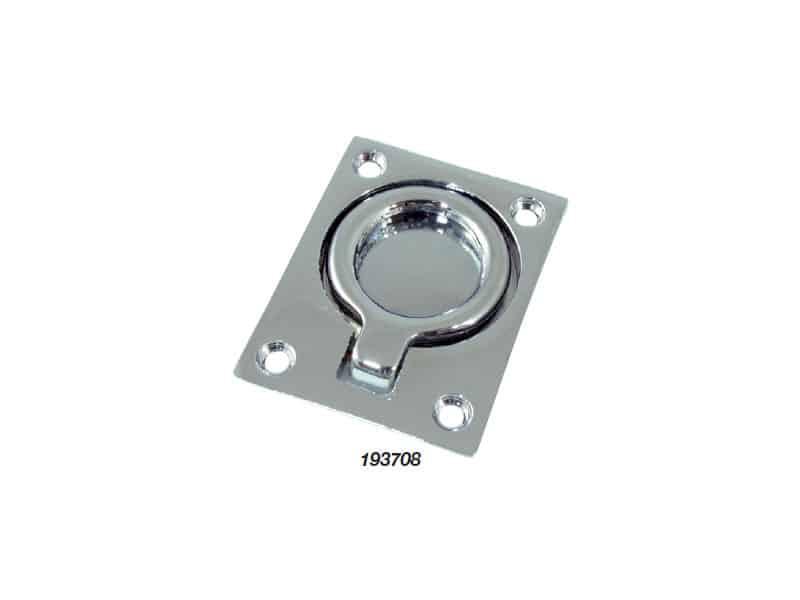 Lift Ring C/P Brass 51X38mm