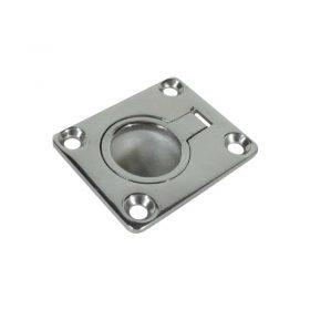 Lift Ring C/P Brass 76X53mm