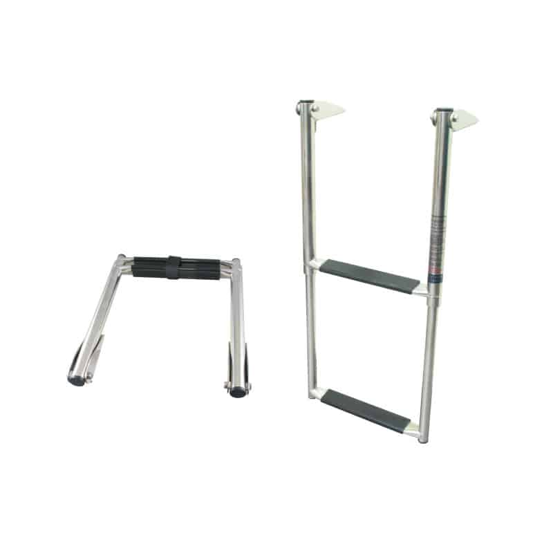 Ladder Tele Fold Down 3 Step S/S