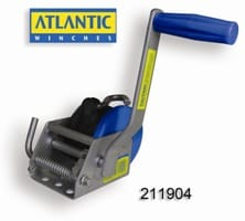 Winch Atlantic Trlr Compact 3:1 Strap