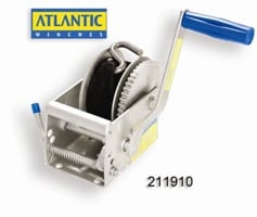 Winch Atlantic Trlr 3:1 Strap