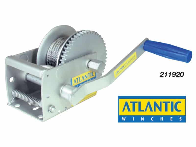 Winch Atlantic Trlr 5/1:1 No Cable