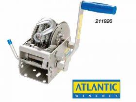 Winch Atlantic Trlr 10/5/1:1 No Cable