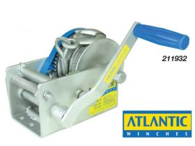 Winch Atlantic Trlr 15/5/1:1 No Cable