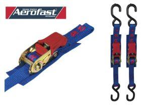215060 Aerofast™ Ratchet Tie Downs - Heavy Duty Transom 800kg