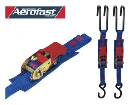 215062 Aerofast™ Ratchet Tie Downs - Heavy Duty Transom 500kg