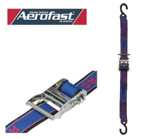 215066 Aerofast™ Ratchet Tie Down - Stainless Steel Heavy Duty Over Boat 1400kg