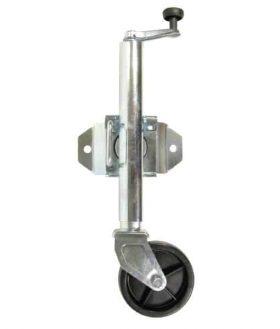 215181 Jockey Wheel - Swing-Away 150mm Nylon Wheel