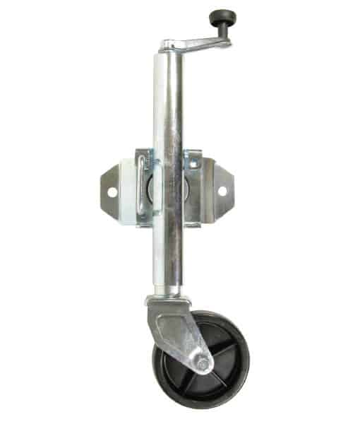 Jockey Wheel Swingaway 150mm Solid Wheel