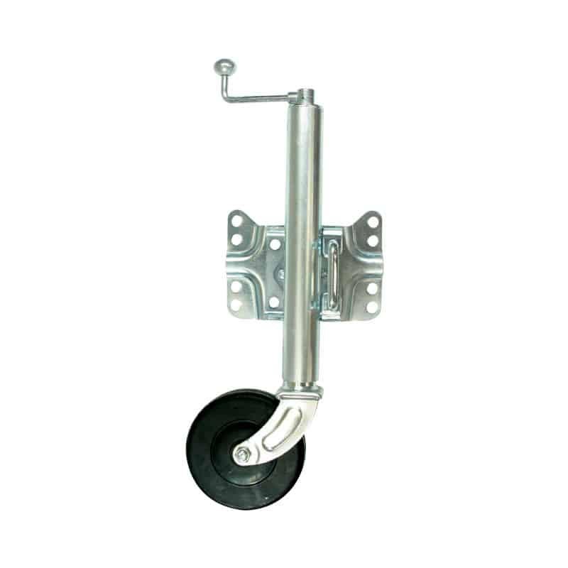Jockey Wheel Swingaway 150mm Rubbr Wheel