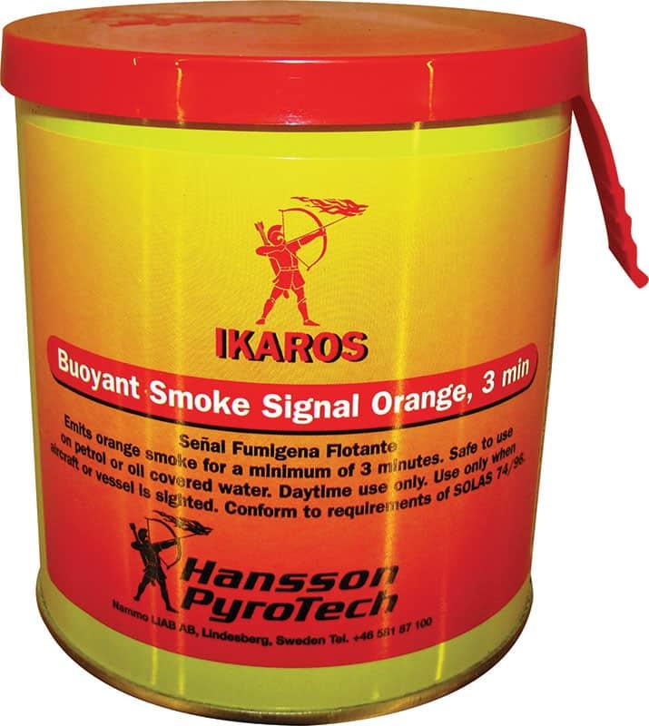 Flare Ikaros Buoyant Smoke Orange